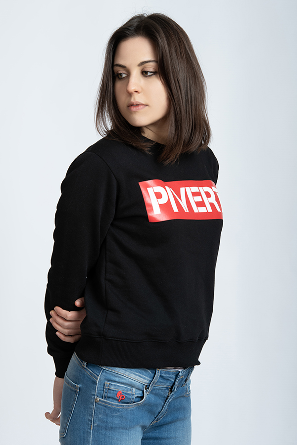 Felpa donna - Pivert Itaca