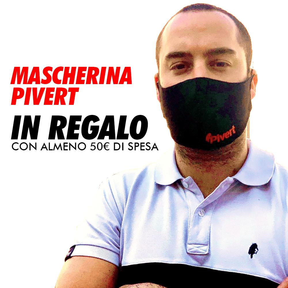 mascherina pivert